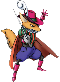 File:DQVIII - Fencing fox.png
