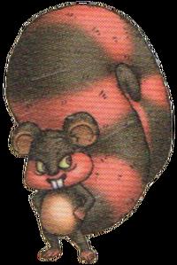 DQX - Red squirrel