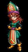 DQVII3DS - Maribel - Priest
