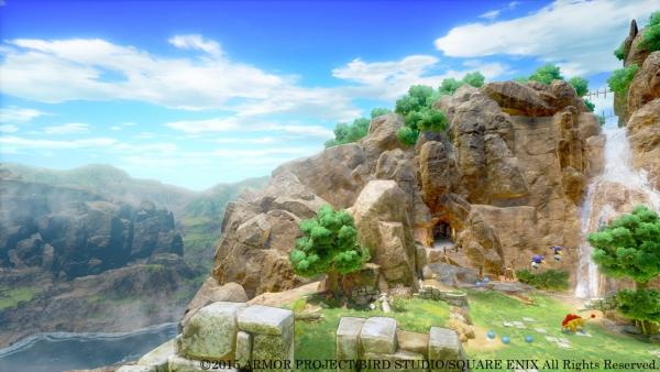 Dragon Quest XI Screenshot 1 (PS4)