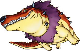File:DQVIII - Crocodog.png
