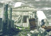 DQ - Oblivion Ruins 01