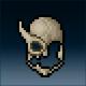 Sprite armor chain reinforced head