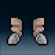 Sprite armor chain ember feet