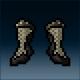 Sprite armor chain sunsteel feet