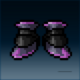 Sprite armor cloth arctic feet