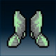 Sprite armor plate galvanized feet