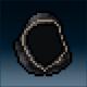 Sprite armor cloth tattered hood