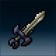 Sprite weapon short krakken raid