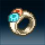 Sprite accessory ring black hp