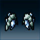 Sprite armor plate mithril arms