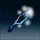 Sprite weapon rod icewood