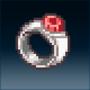 Sprite accessory ring kera hp