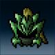 Sprite armor plate jade head