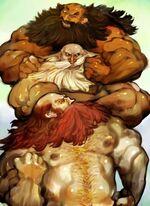 DC - Dwarf Pile by George Kamitani