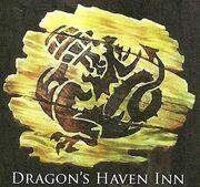 Dragon's Heaven Inn logo