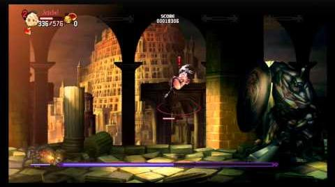 Dragon's Crown Defeat Golem with no Runes