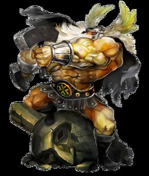 DC - Dwarf