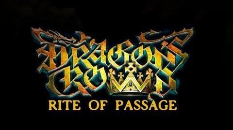 Dragon's Crown - Quest 23 Rite of Passage (Museum Owner Trophy Walkthrough)