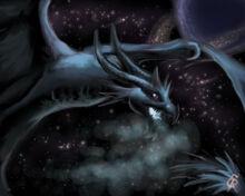 Space dragon by eagleredbeak-d4ed194