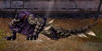 Lurking Fangcrusher Dragon