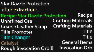 StarDazzleProtection whiteextraction