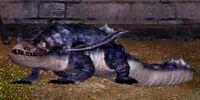 Aqua Mudscale Dragon