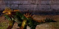 Gilled Sandcrawler Dragon