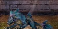 Bluefin Thresher Dragon