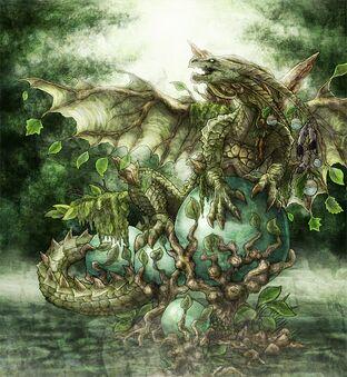 Gr Earth dragon