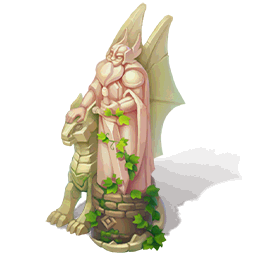Statue of the Ancient HeroDecor