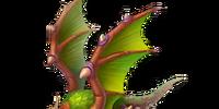 Mosswing Dragon