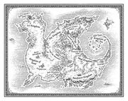 Wings of fire map by mikeschley-d4h2qor