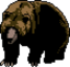 Lv04. Rabid bear