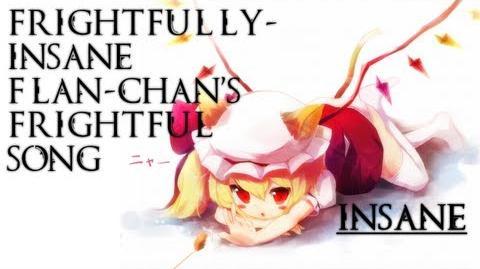 Osu! Nanahira - Frightfully-insane Flan-chan's frightful song Insane