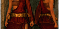 Crimson Robe