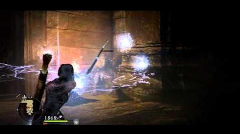 Dragon's Dogma Post-Game - Killing the Archydra with Maker's Finger