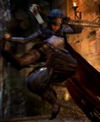 Assassin Shadow Set Framae Blades Darkening Storm