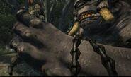 Dragon's Dogma - Cyclops Grab Move