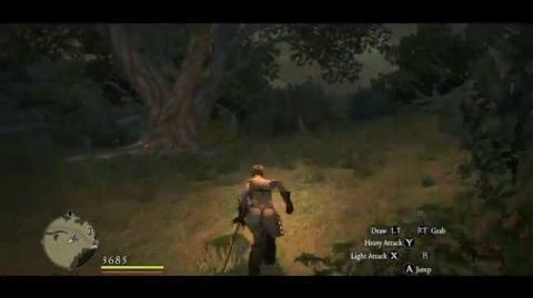Suppression (Metal Golem quest walkthrough) Asleep-0