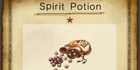 Spirit Potion