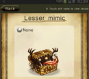 Lesser mimic