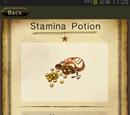 Stamina Potion
