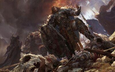 Fantasy-Art-Fenghua-Zhong-The-Battle-Begin-992x619