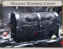 Holiday Surprise Chest