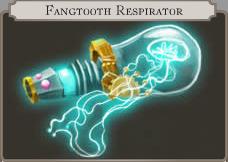 Fangtooth Respirator icon