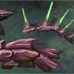 Mephitic Serpent Armor