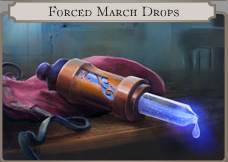 Forced March Drops icon