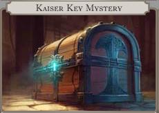 Kaiser Key Mystery