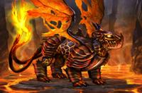 Fire Dragon Armores
